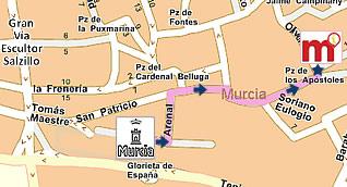 Informaci n y registro de documentos portal ayuntamiento for Oficina padron murcia