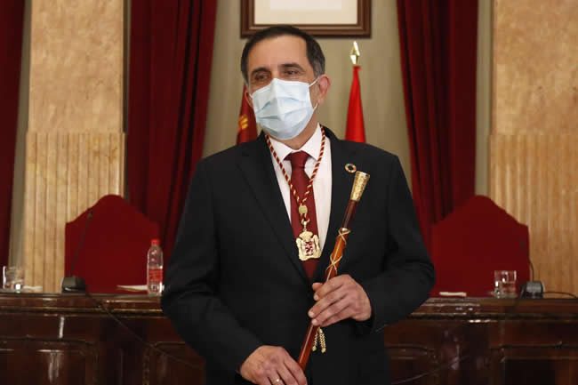 Saludo del Alcalde