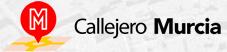 Callejero de Murcia